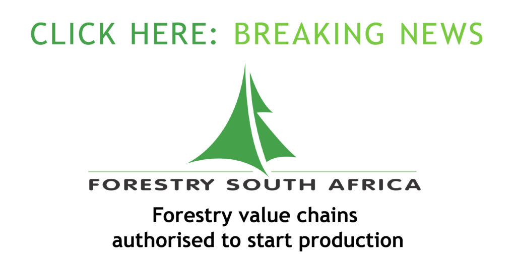Forestry value chains authorised to start production-01