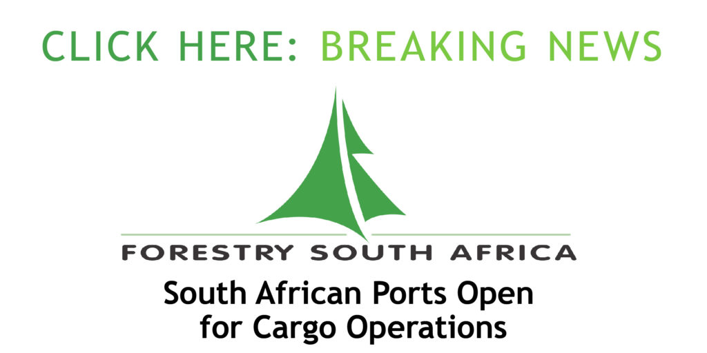 South African Ports Open for Cargo Operations -01